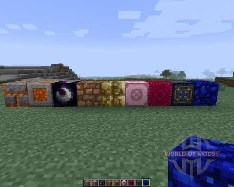 Chisel by Asie [1.7.2] für Minecraft