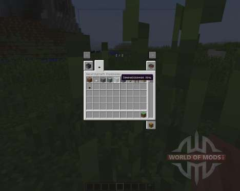 SecurityCraft [1.8] für Minecraft