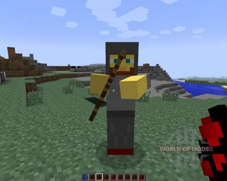 Adaline RPG [1.7.2] für Minecraft