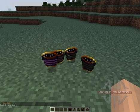 Ender Tanks [1.7.2] pour Minecraft