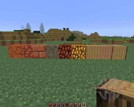 ExtrabiomesXL [1.5.2] pour Minecraft