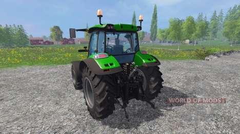 Deutz-Fahr 5120 TTV pour Farming Simulator 2015