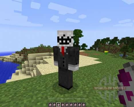 More Herobrines [1.7.2] pour Minecraft