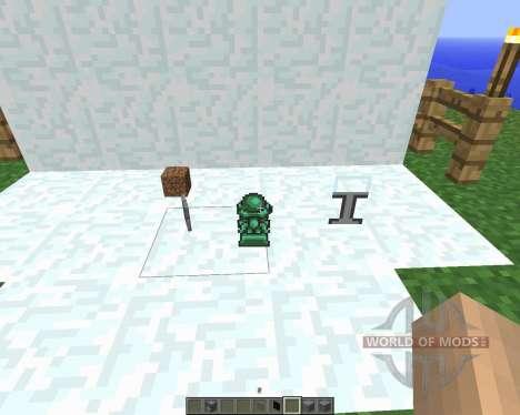 Unique Artifacts [1.5.2] pour Minecraft