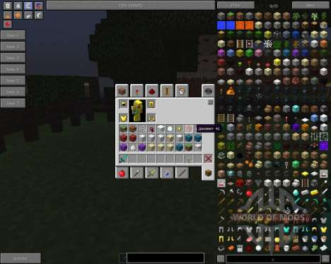 Inventory Tweaks [1.5.2] pour Minecraft