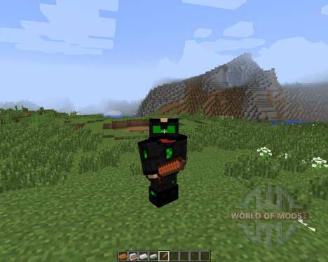 Industrial Craft 2 [1.7.2] für Minecraft