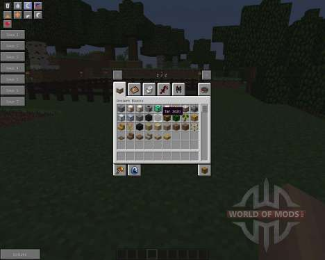 Fossil-Archeology [1.5.2] pour Minecraft