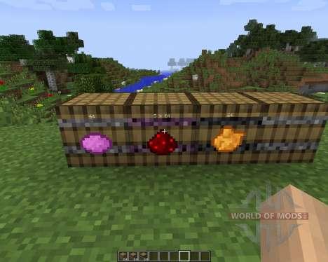 Barrels [1.7.2] pour Minecraft