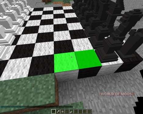 MineChess [1.7.2] für Minecraft