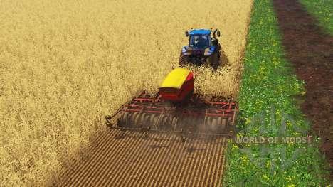 Le labour de semoirs pour Farming Simulator 2015