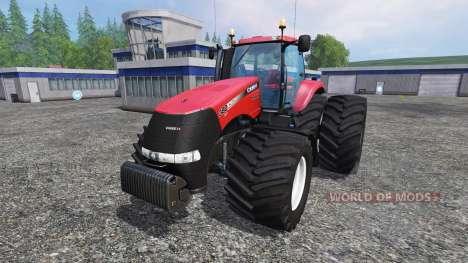 Case IH Magnum CVX 380 RowTrac v1.2 für Farming Simulator 2015
