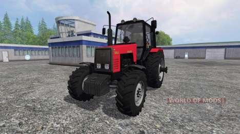 MTZ-1221.2 für Farming Simulator 2015