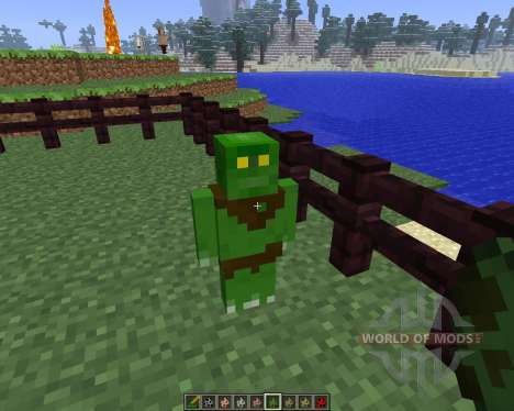 Goblins and Giants [1.5.2] pour Minecraft