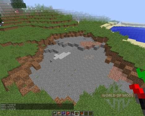 Bacteria [1.8] für Minecraft