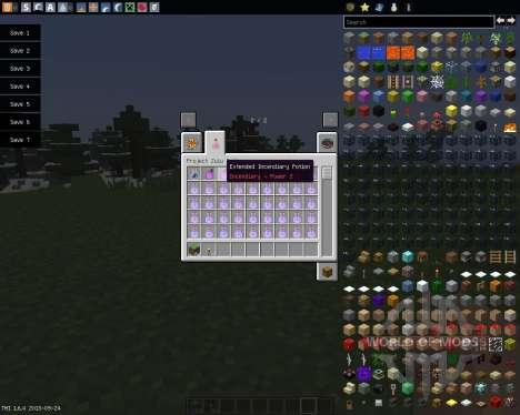 Project Zulu [1.6.4] pour Minecraft