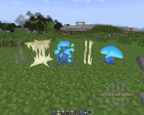 Wild Caves [1.7.2] für Minecraft