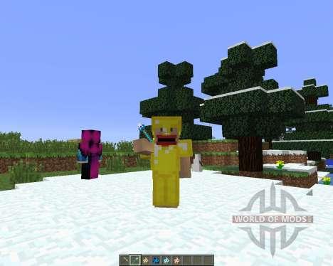 Disneys Frozen [1.6.4] pour Minecraft