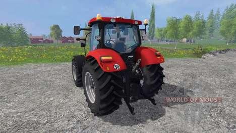 Case IH Maxxum 140 v2.0 pour Farming Simulator 2015