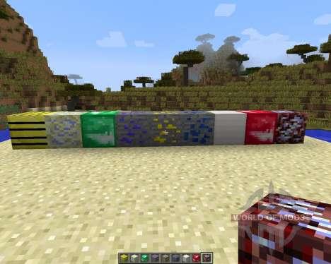 More Minecraft [1.7.2] für Minecraft