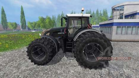 Fendt 936 Vario Black Beauty pour Farming Simulator 2015