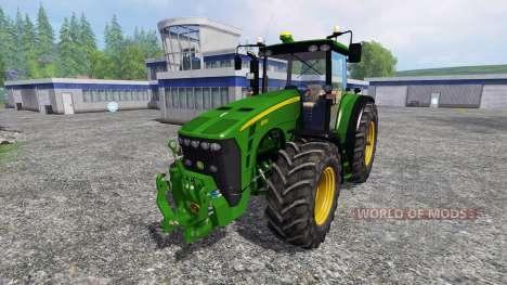 John Deere 8530 v2.0 fixed für Farming Simulator 2015