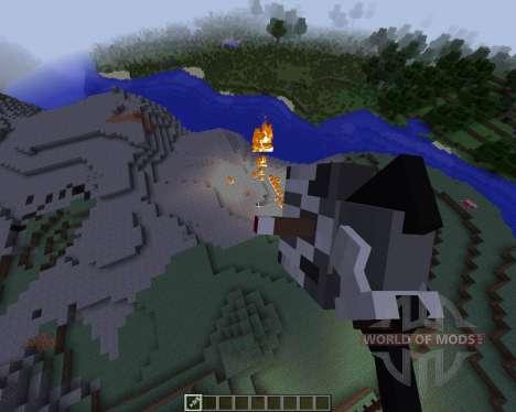 Palindel [1.7.2] pour Minecraft
