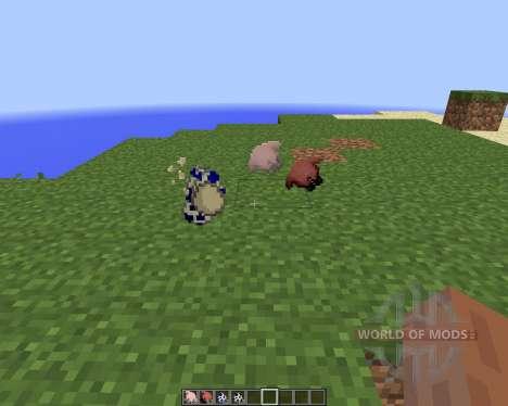Birds pour Minecraft