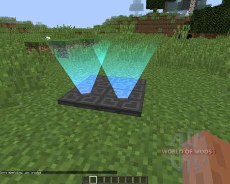 XPTeleporters für Minecraft