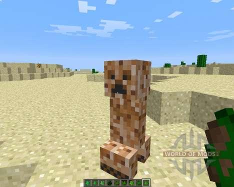 Elemental Creepers 2 [1.6.4] für Minecraft