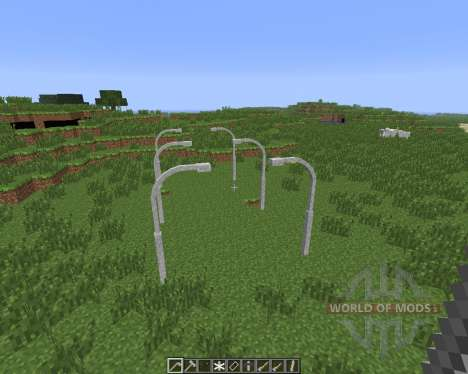 Lamps And Traffic Lights [1.6.4] pour Minecraft