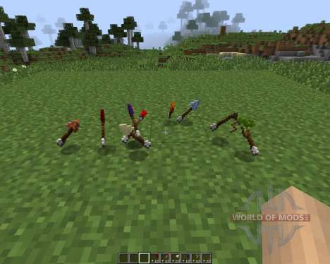 Ropes [1.7.2] pour Minecraft