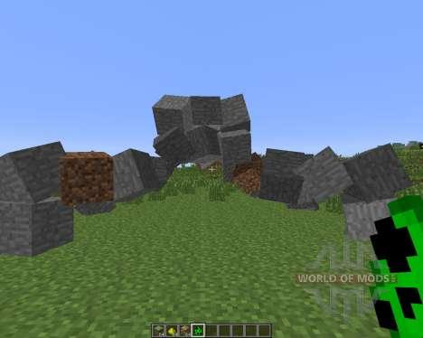 Block Monsters Pet [1.6.4] pour Minecraft