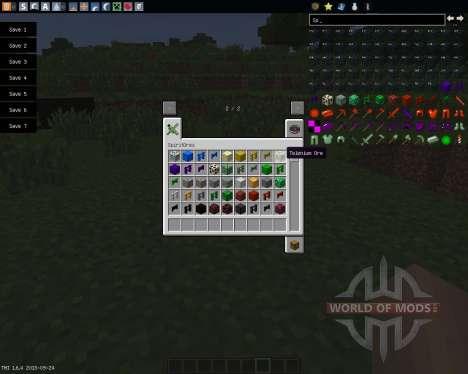 SpiritOres [1.6.4] pour Minecraft