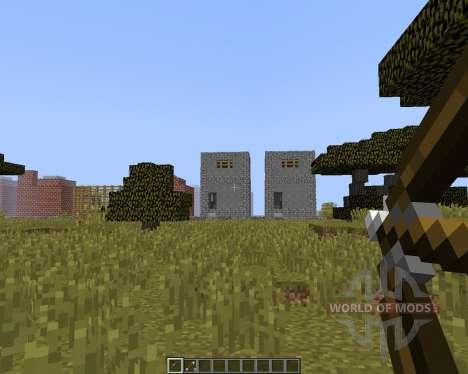 Arrow Camera für Minecraft