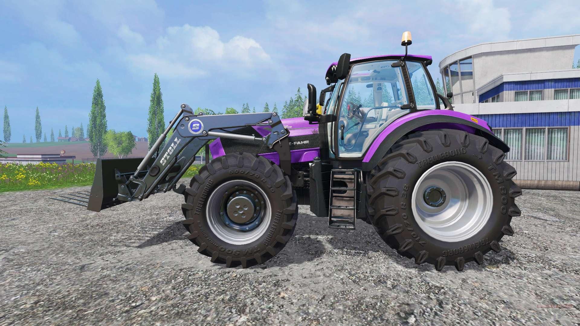 roues de tracteur agricole - photo #45