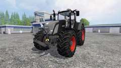 Fendt 828 Vario Black Beauty