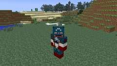 Super Heroes [1.6.4] pour Minecraft