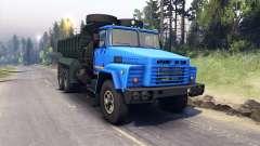 KrAZ-260 v3.0 pour Spin Tires