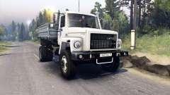 GAS-SAZ-2506 für Spin Tires