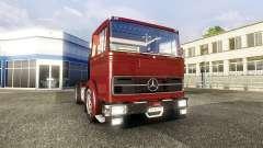 Mercedes-Benz LPS [pack] pour Euro Truck Simulator 2