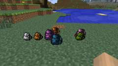 Backpacks [1.6.4] für Minecraft