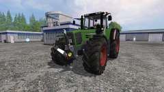 Fendt Favorit 824 Turboshift Full