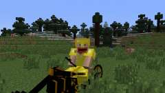 Steam Bikes [1.6.4] für Minecraft