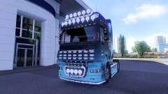 DAF XF Tuning Light für Euro Truck Simulator 2