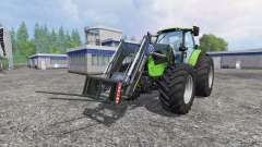 Deutz-Fahr Agrotron 7250 Forest King v2.0 green