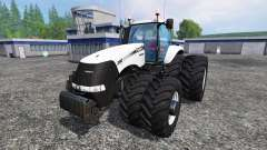Case IH Magnum CVX 320 Dynamic8 white