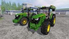 John Deere 6170R and 6210R v3.0