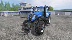 New Holland T8.435 Super pour Farming Simulator 2015