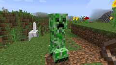 Tameable (Pet) Creepers [1.7.2]