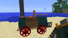 Rails of War Mod [1.5.2] für Minecraft